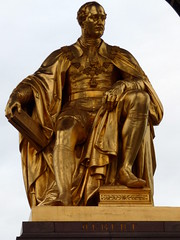 GOC London Public Art 2 152: Albert Memorial (Statue of Albert)