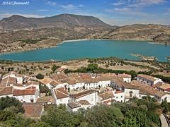 Zahara de la Sierra (Cadiz)