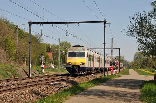 SNCB/NMBS 317 Testelt 20.04.2019