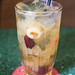 Longan, red dates, white fungus and wolfberry soda