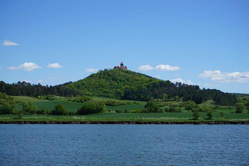 See vor der Wachsenburg