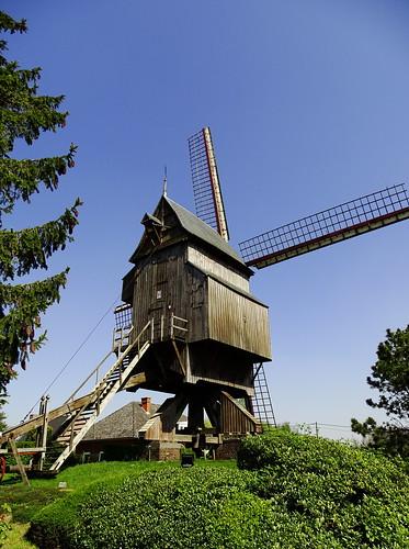 Le moulin du Cat Sauvage