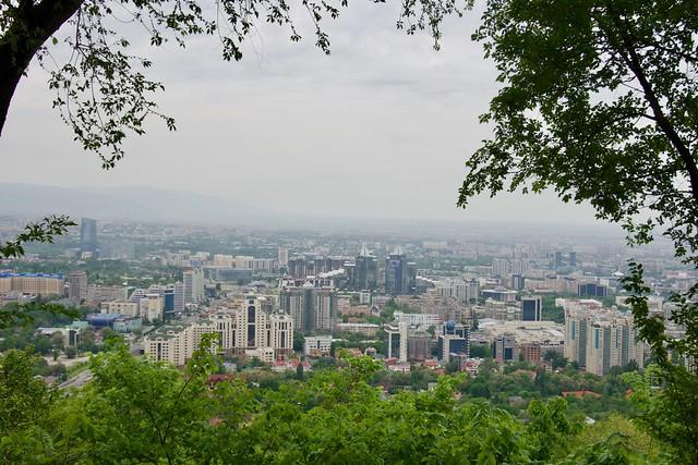 Almaty Kasachstan - 2019