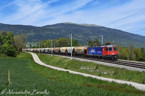 Re 620 088, Bretonnières (CH)