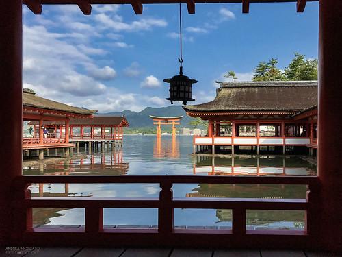 Itsukushima Shrine - Miyajima Island (Japan)