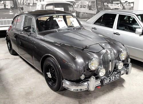 1967 Jaguar MkII  3.8S