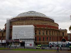 GOC London Public Art 2 159: Royal Albert Hall