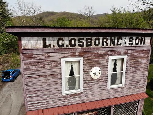 L.C. Osborne store