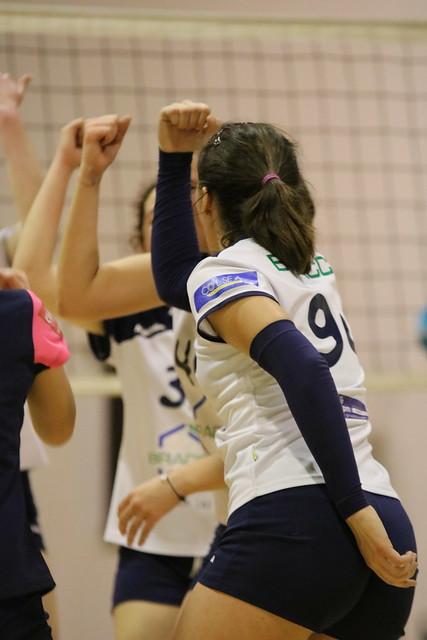 U18 PGS Primaverile Fase Regionale Ottavi  - Cavenago Dream Volley  - Bracco Pro Patria 1 - 3