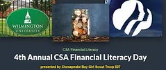 Girl Scouts of the Chesapeake Bay, Wilmington University Team Up for  4th Annual Financial Literacy Day May 18