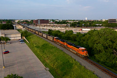BNSF 8457 - Plano Texas