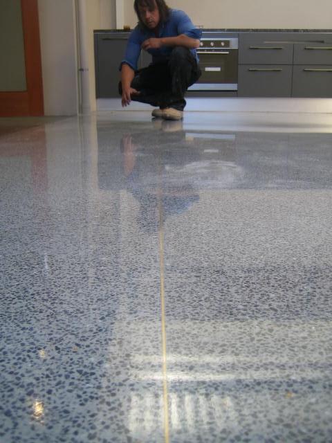 newly-laid-terrazzo-floor