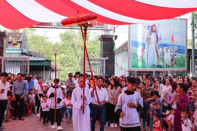 Chuẩn Giáo xứ Tân Lâm
