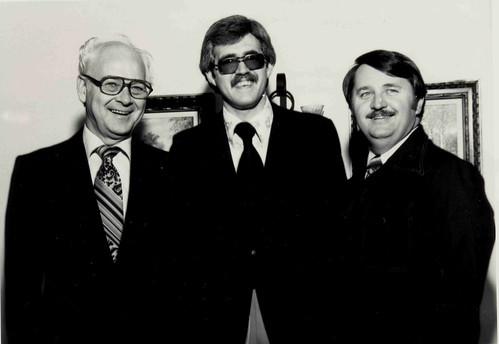 1970 Haward Dunlap, Joe Wenger, Dick Baxter