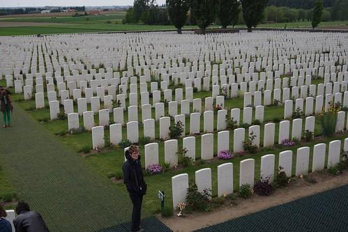 BeNeLux-2014-09730-Ypres-Tyne-Cot-Cemetery