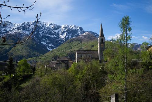 Borgnone (Centovalli, Ticino)