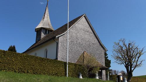 Zürcher Oberland - Sternenberg (870 m.ü.M.) - Reformierte Kirche
