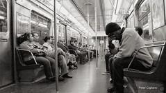 Subway Sleeper
