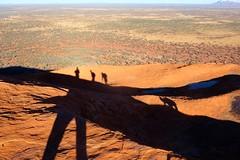 Uluru Ascent