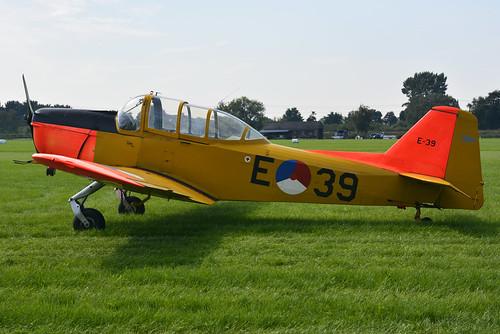 Fokker S11.1 E-39 - (PH-HOG) cn 6275 (RNethAF) Fokker Four 150822 Ede