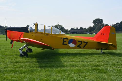 Fokker S11.1 E-27 - (PH-HOL) cn 6270 (RNethAF) Fokker Four 150822 Ede 1002