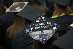 Grad Caps Spring 2019-13