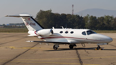 Cessna 510 Citation Mustang OE-FHK GlobeAir - Photo of Hangenbieten