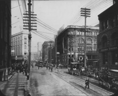 First and Yesler, circa 1898
