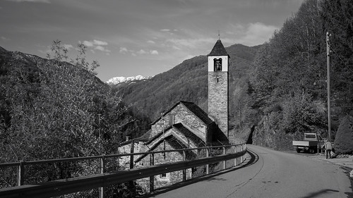 Chiesa di San Lorenzo (Camedo, Centovalli)