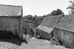 This view won't have changed too much over a good while - Photo of Alles-sur-Dordogne