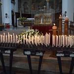 2019-05-17 Messa Duomo Spoleto con reliquie Santa Bernadette