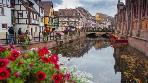 Alsace Town, Colmar, France