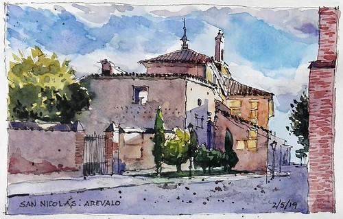 San Nicolas. Arevalo