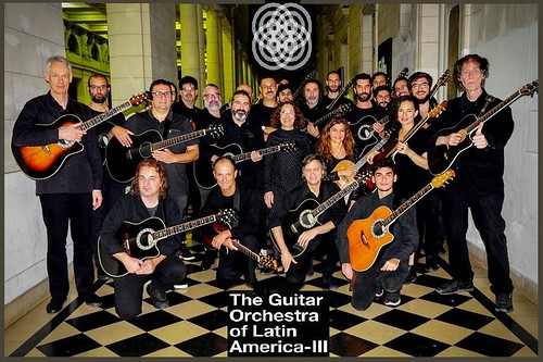 The Guitar Orchestra of Latin America III