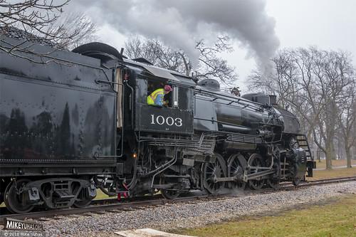 1003 at Plymouth