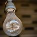 Light Bulb Reflection, Huai Khwang Photo Walk #81