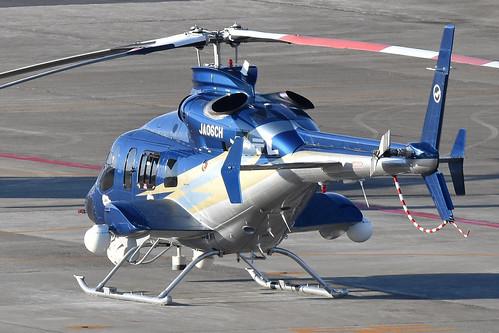 Bell 430 'JA06CH'