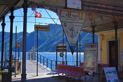 Lugano, Paradiso