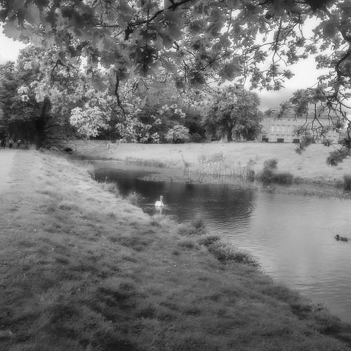 lake at Castletown