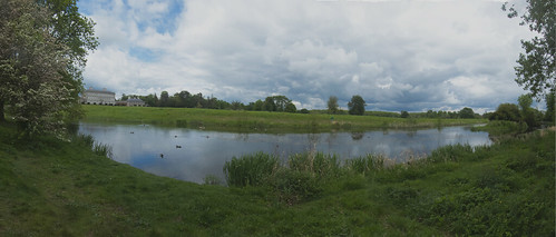 the lake at Castletown