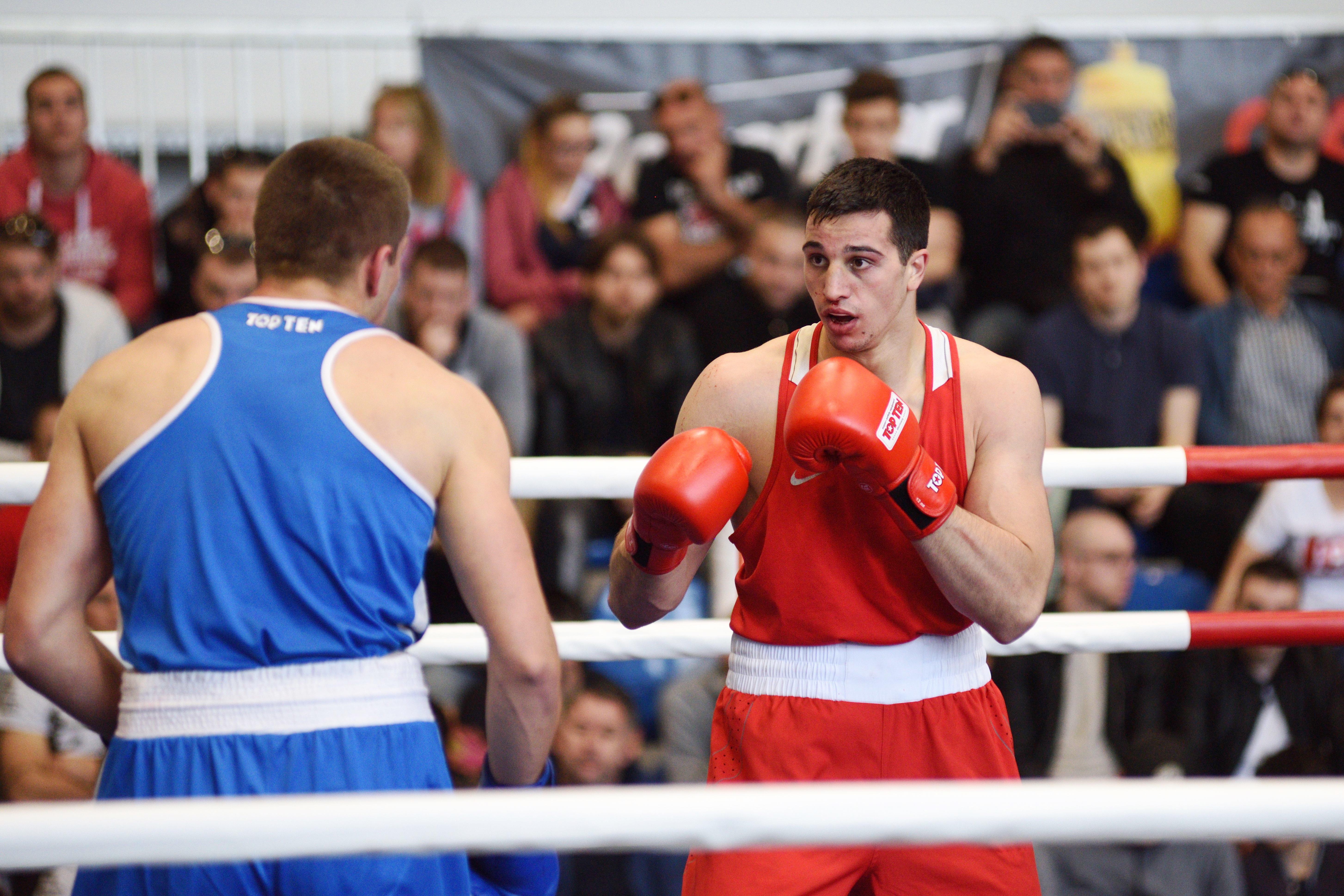 Marko Milun, ugovorni pričuvnik HV-a obranio naslov prvaka u superteškoj kategoriji u boksu