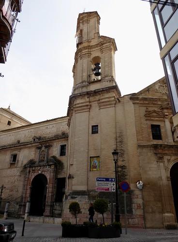 Lucena (Córdoba-España). Iglesia de Santo Domingo