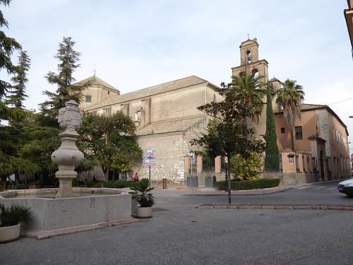 Lucena (Córdoba-España). Iglesia de losn Franciscanos y convento de la Madre de Dios