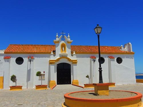 <Iglesia Ntra. Sra. del Carmen> La Línea de la Concepción (Cádiz)