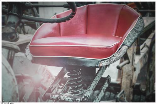 Der Sitz / The seat