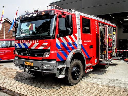 Brandweer | Limburg-Noord | Kazerne Stramproy | 23-4531