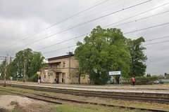 Pęckowo train station