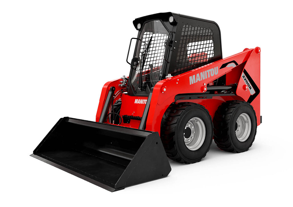 New, 2020, Manitou, 2200R, Loaders