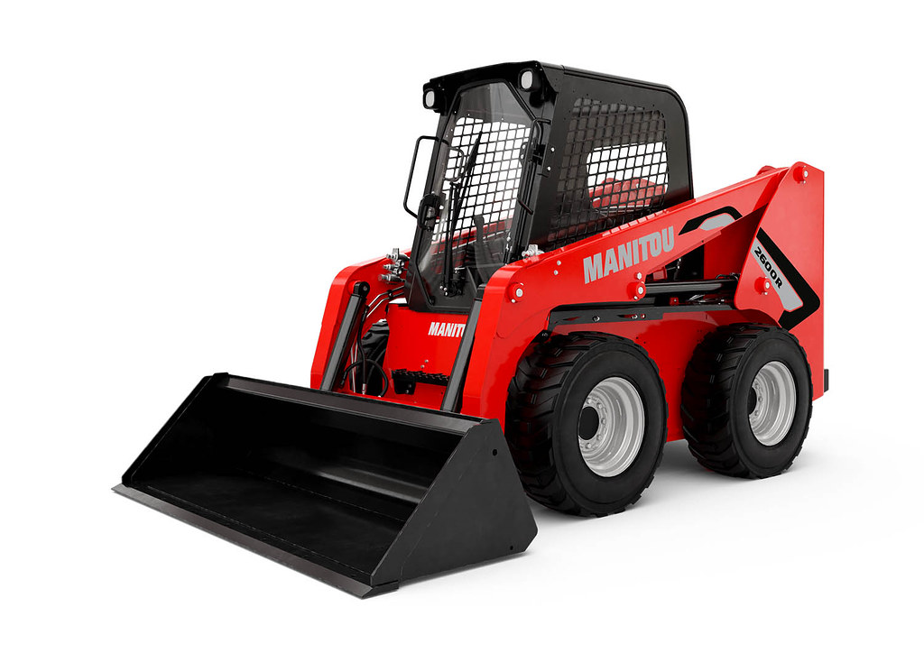 New, 2020, Manitou, 2600R, Loaders