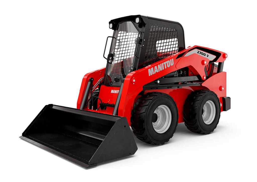 New, 2020, Manitou, 2700V NXT:2, Loaders